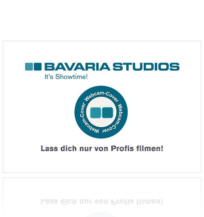 NOSPY Webcam-Cover Bavaria Studios