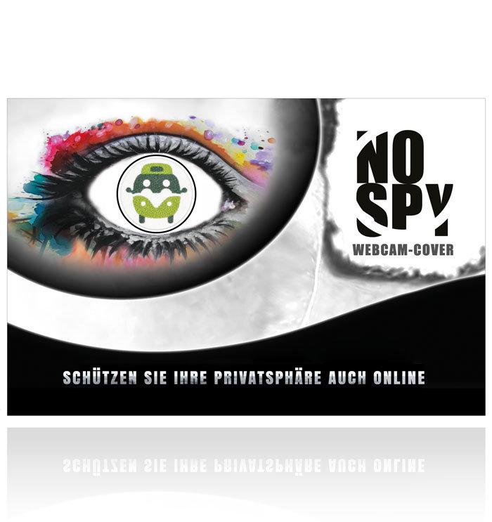 NOSPY Webcam-Cover Camperboys