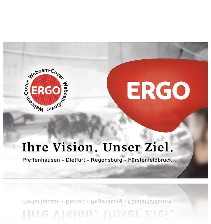 NOSPY Webcam-Cover ERGO