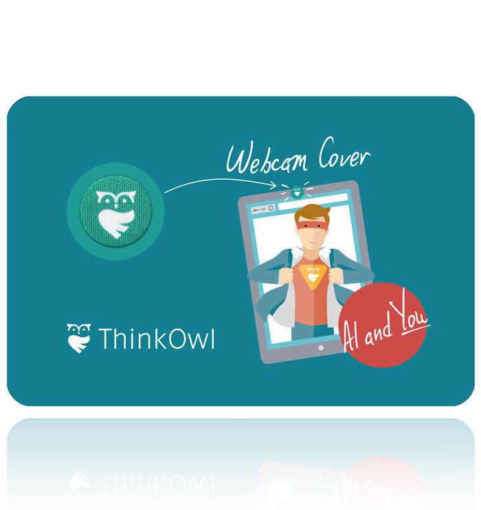 NOSPY Webcam-Cover ThinkOwl